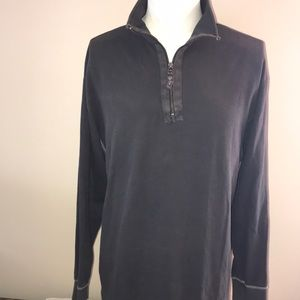 Roundtree & Yorke Casuals cotton sweater SIZE L